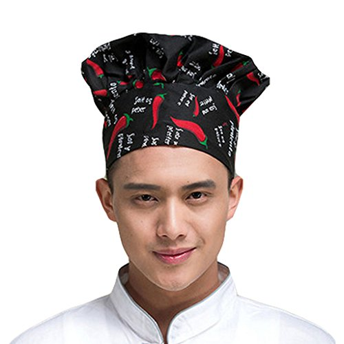 VMANNER Chef Hat Adjustable Kitchen Cooking Chef Cap