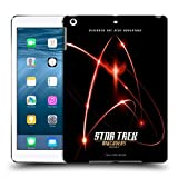 Official Star Trek Discovery 7 Red Signals Discovery Season 2 Poster Hard Back Case for iPad Air (2013)