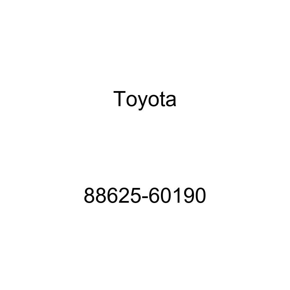 Toyota 88625-60190 A/C Evaporator Temperature Switch