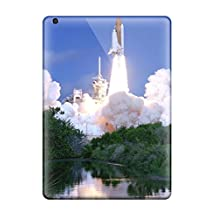 Snap-on Case Designed For Ipad Air- Liftoff Atlantis Ship Take Off Launching