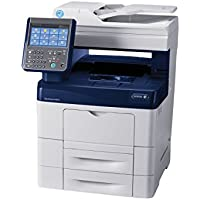 Xerox 3A6139 WorkCentre 6655iXM Fax / Copier / Printer / Scanner - Blue/White