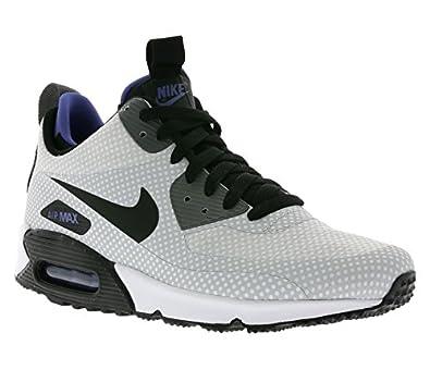 Nike Air Max 90 Mid Winter Laufschuhe Herren Anthrazit