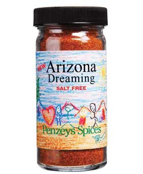Arizona Dreaming Seasoning By Penzeys Spices 2.1 oz 1/2 cup jar