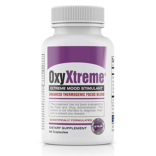 Oxy Xtreme by EPG is a Feel-Good Energy Product That has The Look and Feel of The Old Oxy Elite Pro. Ignited by Caffeine…
