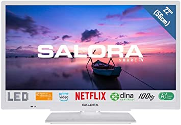 Salora 6500 series 22FSW6512 TV 55,9 cm (22