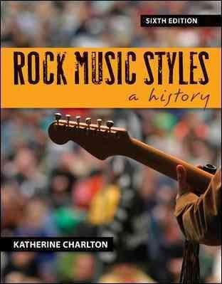 Download Rock Music Styles::History, 6th edition.[Paperback,2010] pdf epub