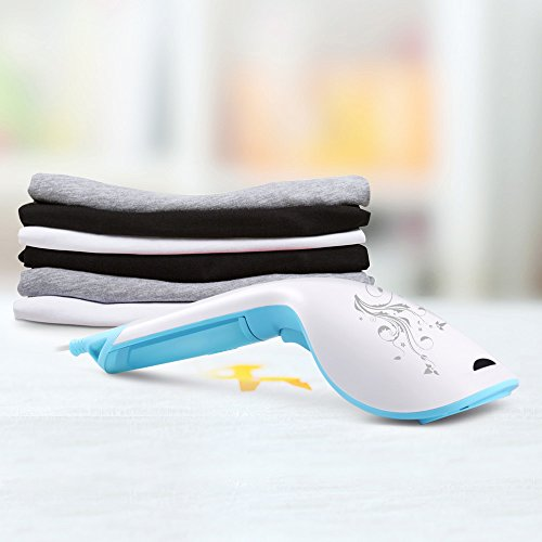 YINGLI SOLAR Portable Handheld Garment Steamer Cleaner Irons with Brush by YINGLI SOLAR (Image #7)