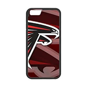 iphone6 4.7 inch Phone Case Black Atlanta Falcons ES3TY7875186