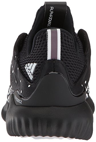 Unisex Adidas C white black bambini Alphabounce Black qzEx1zR6