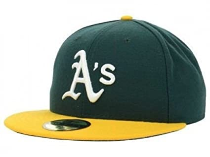 best loved 720ca 2176f New Era Oakland Athletics MLB Authentic Collection 59FIFTY On Field Cap  NewEra 59Fifty  7