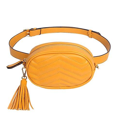 - TJEtrade Waist Pack for Women Running Belt Fashion Fanny Pack Bum Bag Waterproof