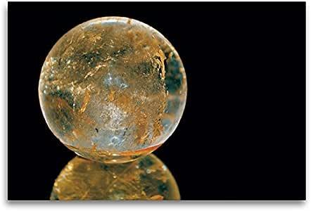 Bola de cristal de roca., 120 x 80 cm: SSK, Ulrike: Amazon.es: Hogar