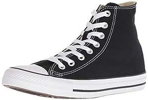 Converse Chuck Taylor Hi Top Black 9 D(M) US