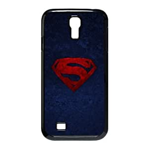 Superman Logo-009 For samsung s4 9500 Cell Phone Case Black Cover xin2jy-4349639