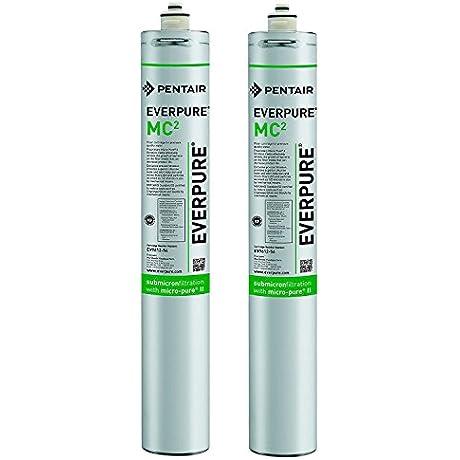 Everpure EV9612 56 MC2 Filter Cartridge Pack Of 2