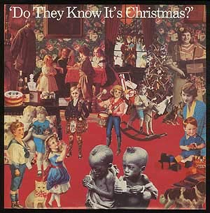 ([Vinyl Record]: Do They Know It's Christmas)