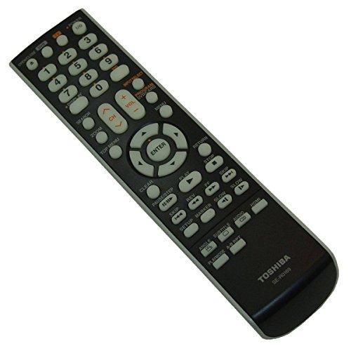 Toshiba Replacement Remotes (Original TOSHIBA SE-R0169 Remote Control Replacement)
