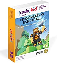 Coding for Kids with Minecraft - Ages 8+ - Kids learn real Java Programming and Make Amazing Minecraft Mods -