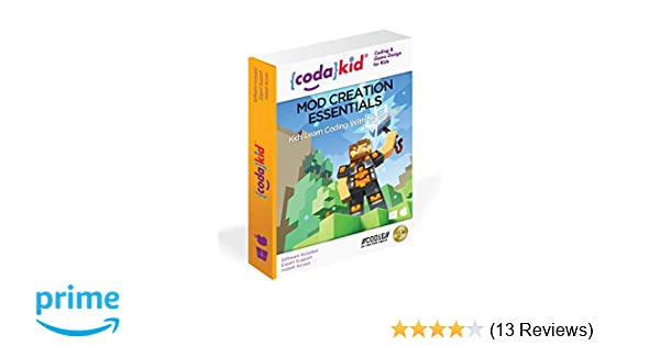 Amazon com: Coding for Kids with Minecraft - Ages 8+ Learn