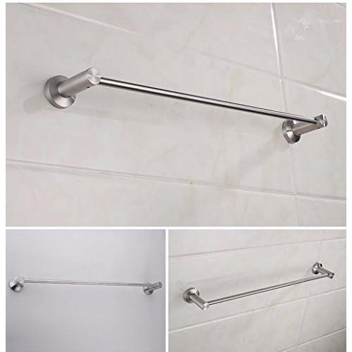 KHSKX 304 brushed stainless steel Towel Bar towel bar durable modeling