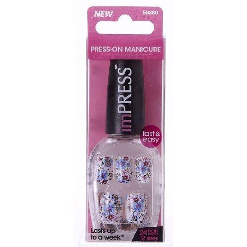 Broadway Nails Impress TGIF(Designs May Vary) Kiss Products Inc BIPD120GT