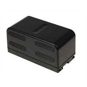 Batería de Calidad – Batería para Hitachi cámara de video VM-H39A 4000mAh - NiMH - 6V