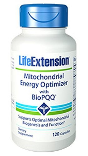 - Mitochondrial Energy Optimizer with BioPQQ 120 capsules-PACK-2 by LifeExtension