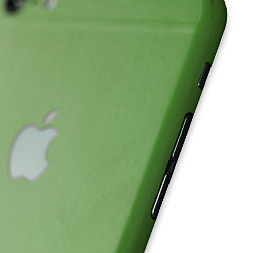 appskins posteriore iPhone 6S Plus color Edition Green