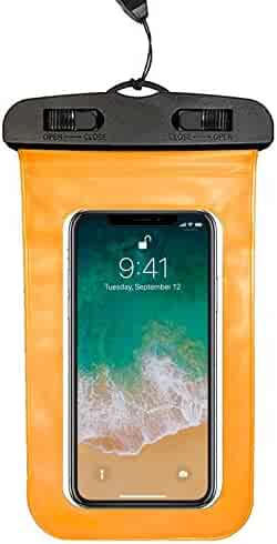 41072c4d57ed1 Shopping Dry Bags - Orange - iPhone 6/6S Plus - Cases, Holsters ...