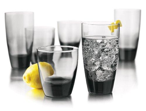 Libbey Classic 16-Piece Glassware Set, (Drinkware)