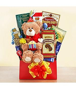 Amazon Deluxe Beary Happy Birthday Box