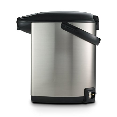 Tiger PDU-A50U-K Electric Water Boiler and Warmer, Stainless Black, 5.0-Liter by Tiger Corporation (Image #4)