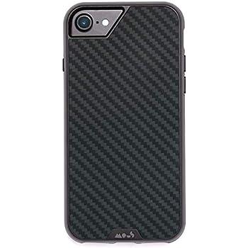 low priced ff043 ce56a Amazon.com: MOUS Protective iPhone X/XS Case - Aramid Carbon Fiber ...
