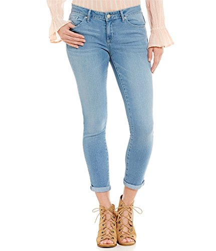 Jessica Simpson Womens Rolled Crop Skinny Jean  4 27  Curzon