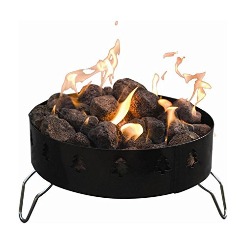 Camp Chef Portable Fire Ring One - Gas Chef Camp Fire Ring