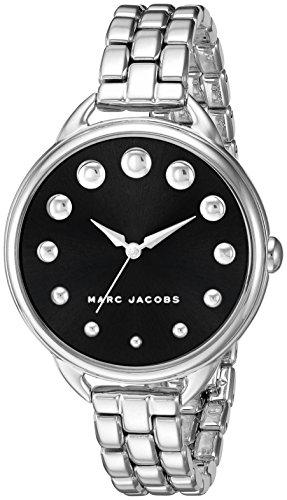 마크제이콥스 베티 시계 마크 제이콥스 Marc Jacobs Womens Betty Stainless-Steel Watch - MJ3493