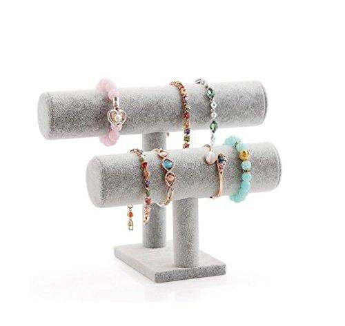 Tagoo Velvet Bracelet Jewelry Display