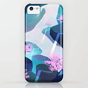 Society6 - Spring Falls iPhone & iPod Case by Alex Tooth