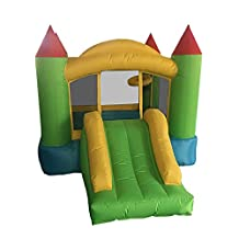 Buddy Jumping Bounce House Small Inflatable Castle Bouncy Castle Theme Bouncing Jump & Slide & Bracket without Blower