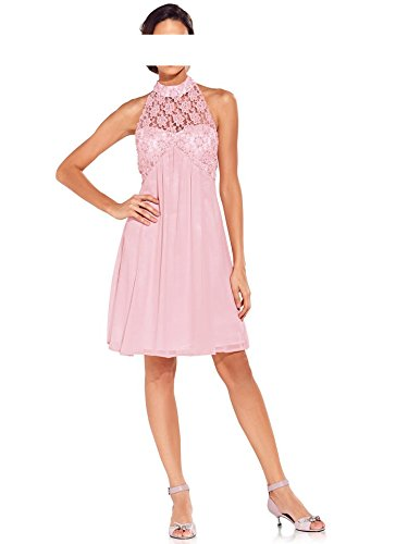 Ashley Brooke - Robe - Cocktail - Femme Rose Rose