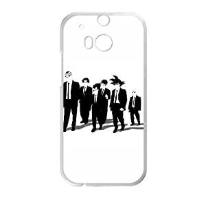 HTC One M8 Cell Phone Case White Z Dogs ECK Personalized Durable Cell Phone Case