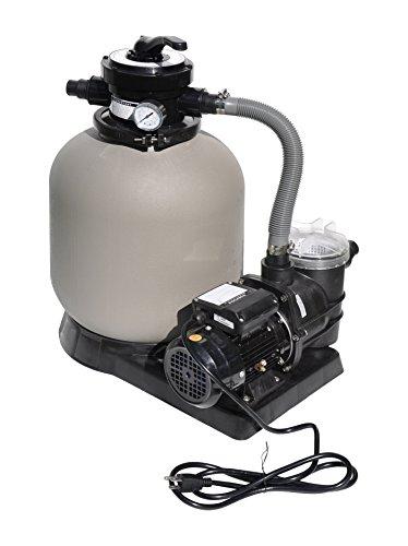 Swimline Pool Sand Filter 0.5 hp Combo, 14