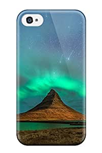 For Iphone Case, High Quality Nordic Landscape Nature For Iphone 4/4s Cover Cases wangjiang maoyi