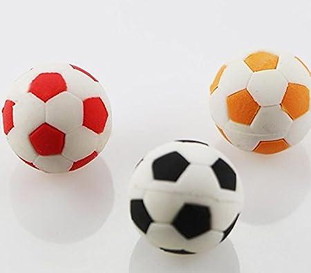 ATTOUPAN - Goma de goma en forma de balón de fútbol para escuela ...
