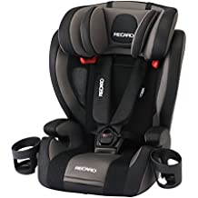 Recaro Start Jayen Grau Black RC 370.009 Junior Sheet from around 1 year old (Long use specification up to around 12 years & easy one-touch shoulder belt height adjustment)--Japan import
