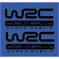 Ecoshirt 96-3CR5-659Q Pegatinas WRC Rally Dr1009 Vinilo Adesivi