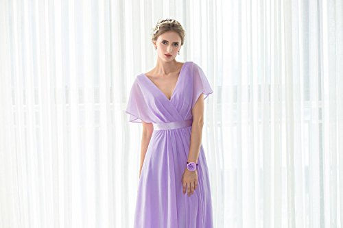 emily A Violet b Donna Linea Ad 44 Vestito Beauty zw4AfqCgC