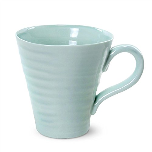 Portmeirion Sophie Conran Celadon Set of 4 Mugs,12.5 oz