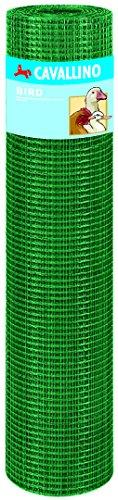 Kunststoff 12,7 x 12,7 10 m Blinky 67120 Vogelgitter 100/cm