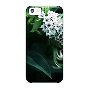 New Nature Plants Beetle On A Plant Cases Covers, Anti-scratch CaroleSignorile Phone Cases For Iphone 5c